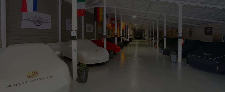 Southcoast Classic Car Storage