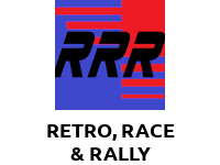 Logo - Retro, Race & Rally